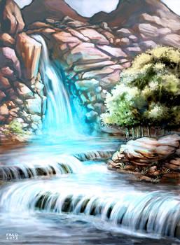 La Source du Mont Dreedis