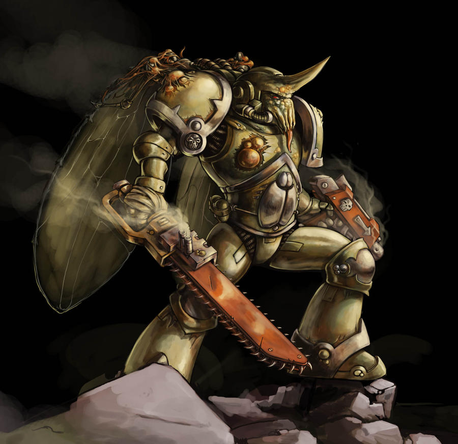 Death Guard Assault 01 by zompf