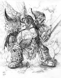 Death Guard sketch