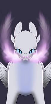 Aggressive Light Fury