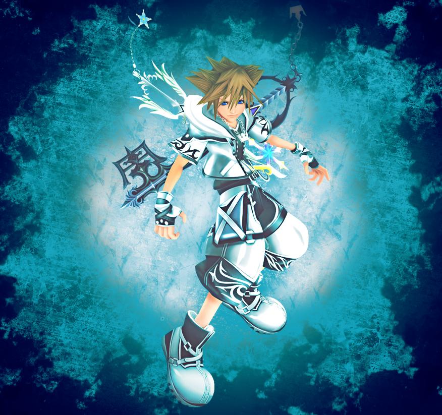 Sora Final Form By XSuperPunkMariox On DeviantArt