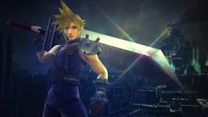 Cloud - Super Smash Bros 4