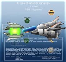 R-90 'Ragnarok' by Wes2299