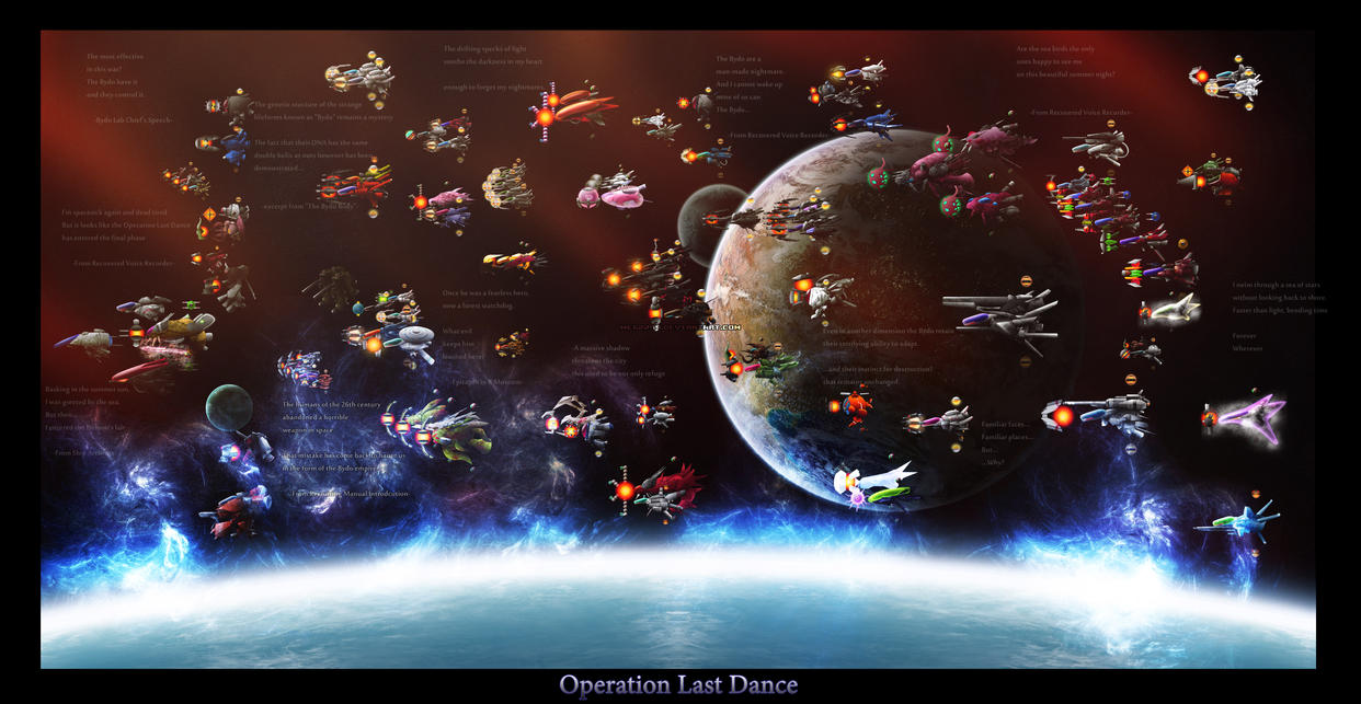 Operation Last Dance by Wes2299