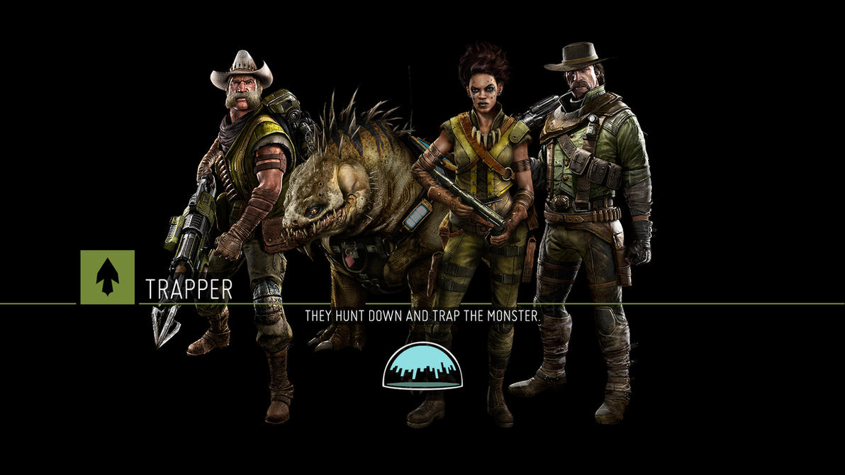 Evolve - The Trappers by Wes2299