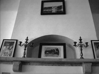Living room by ofeliq