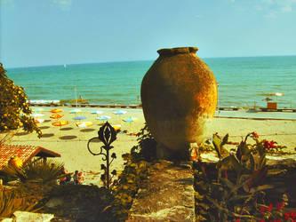 View to the sea by ofeliq