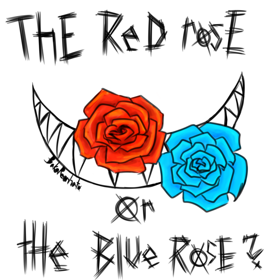The red or the blue rose creepypasta by bakareonhato on deviantart the red or the blue rose creepypasta by bakareonhato buycottarizona
