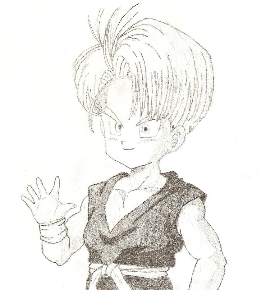 Kid Trunks By ErrGerGer