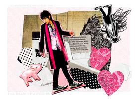 Tetsu in pink