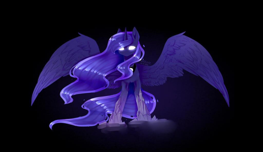 Princess Luna by DreamyDoll96