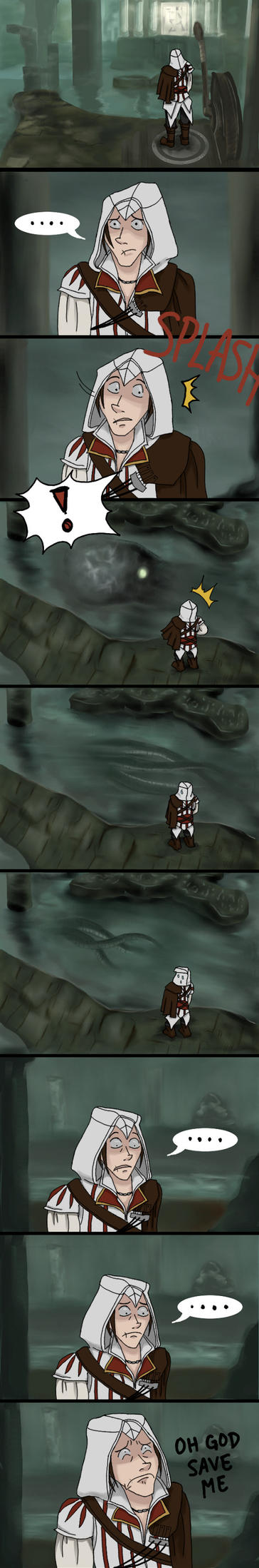 AC2 - What Lies Beneath by Bloody-Idiot
