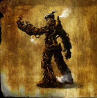 Steampunk by Sumerky