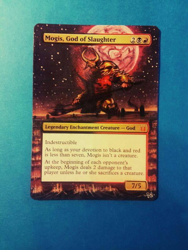 Mogis, God of Slaughter altered by Hasslord by Hasslord on ...