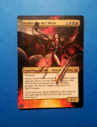 kaalia of the vast altered by Hasslord by Hasslord