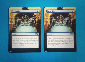 Preordain altered by Hasslord by Hasslord