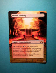 Sacred Found altered by Hasslord by Hasslord