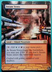 Steam Vents altered by Hasslord by Hasslord