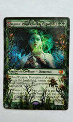 Titania, Protector of Argoth altered by Hasslord