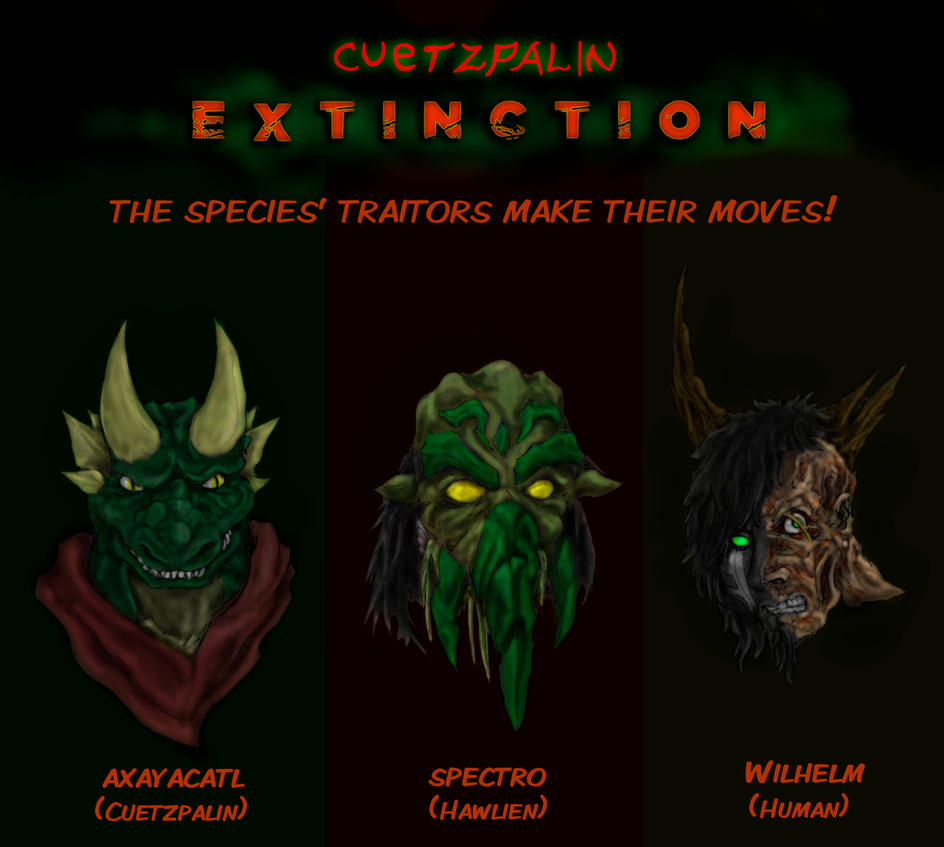 Species Traitors by Guiler-717
