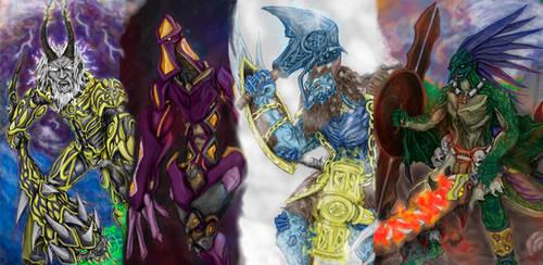 ELEMENTAL GODS