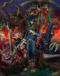 The Omens of Moctezuma