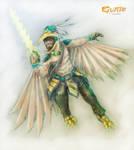 Guate Eagle Warrior
