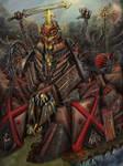 Moche Ziggurat by Guiler-717