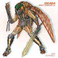 CICADA by Guiler-717