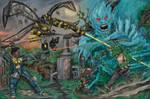 IXIPTLA Battle in Antisuyu