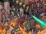 IXIPTLA III Battle in Qusqu