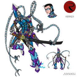 Kraken by Guiler-717