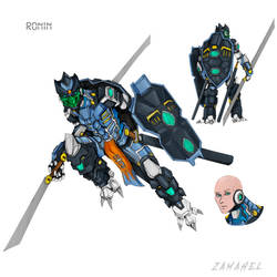 Ronin by Guiler-717