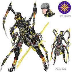 Sergeant Minami