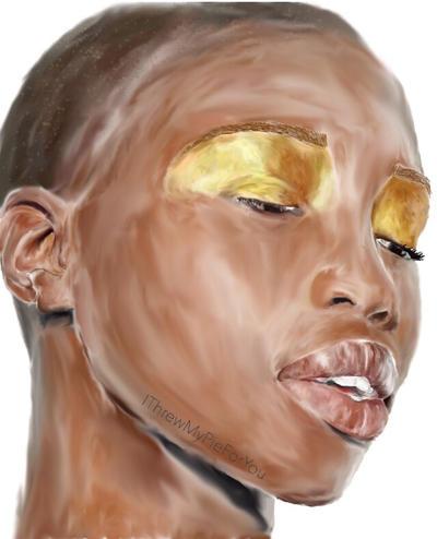 Gold by IThrewMyPieForYou