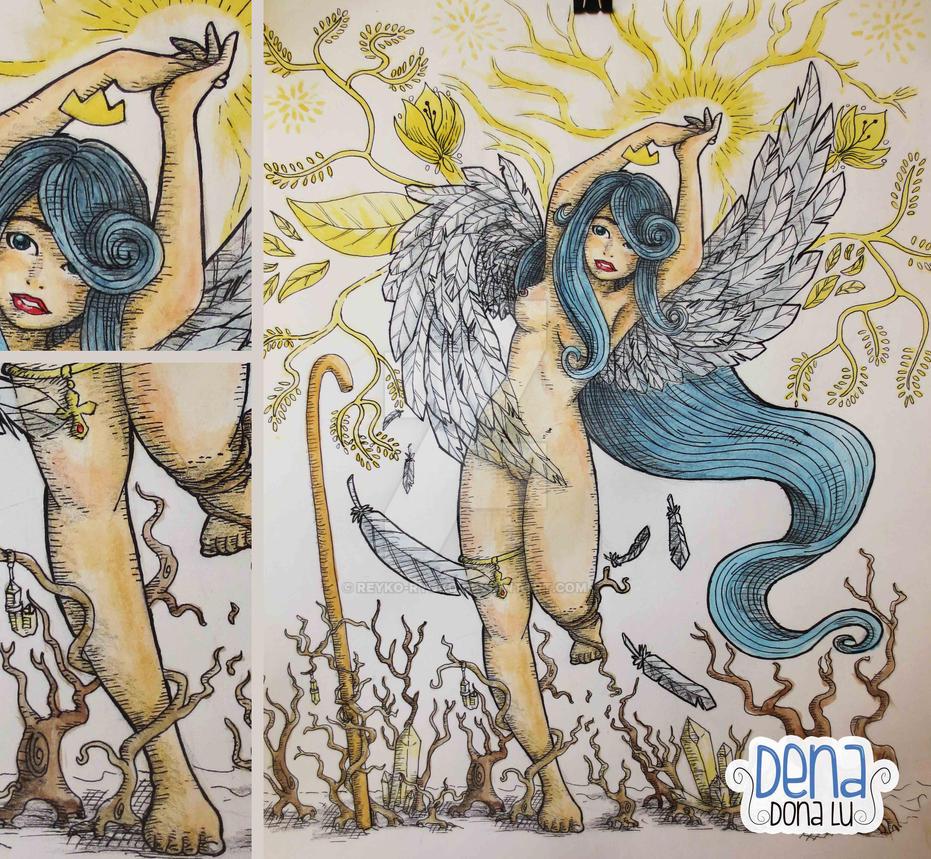 Angel by Reyko-Ryoko