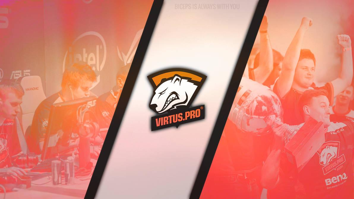 Virtus Pro Wallpaper By Vaszafx On Deviantart
