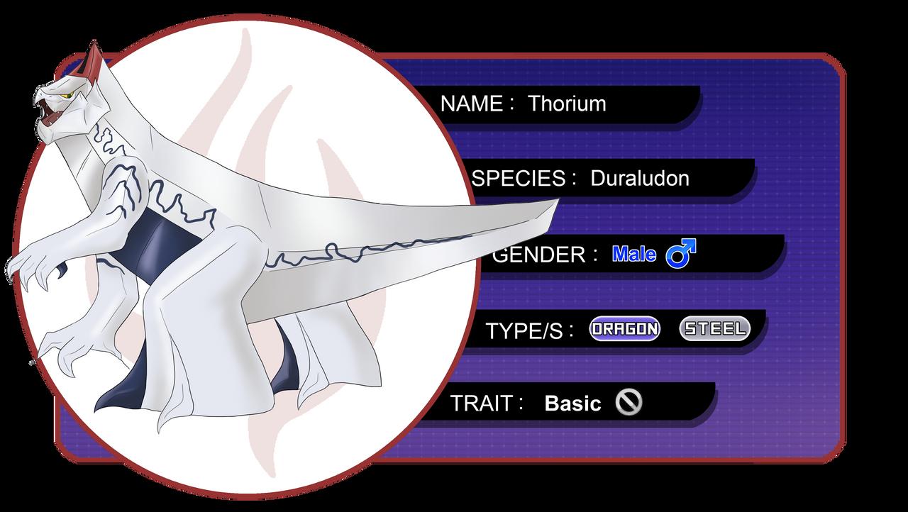 Shadowlocke - Thorium