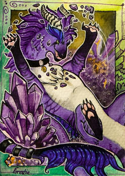 ACEO for Kyuubreon