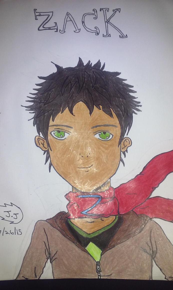 Zack by Hero-zeros