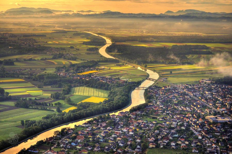 between city and rural -#main