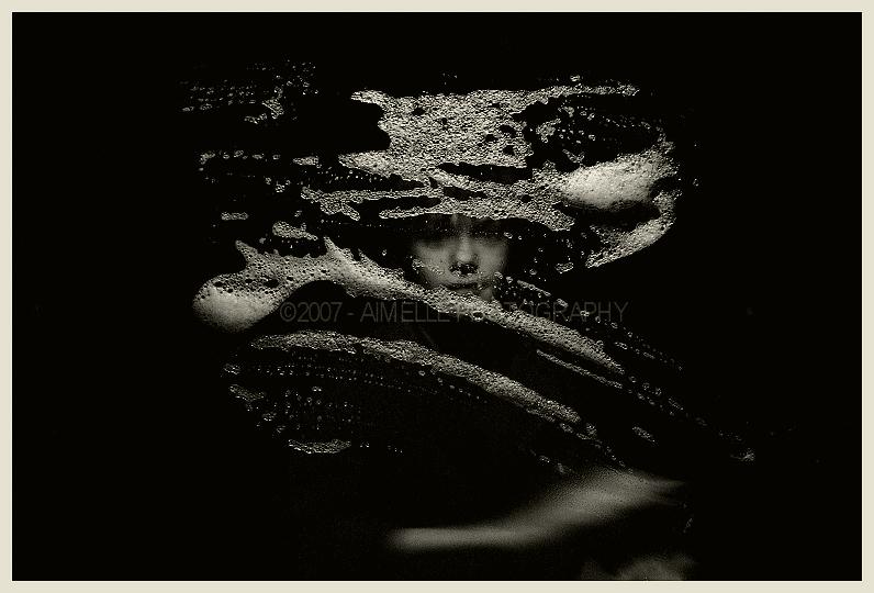 Le magicien by Aimelle