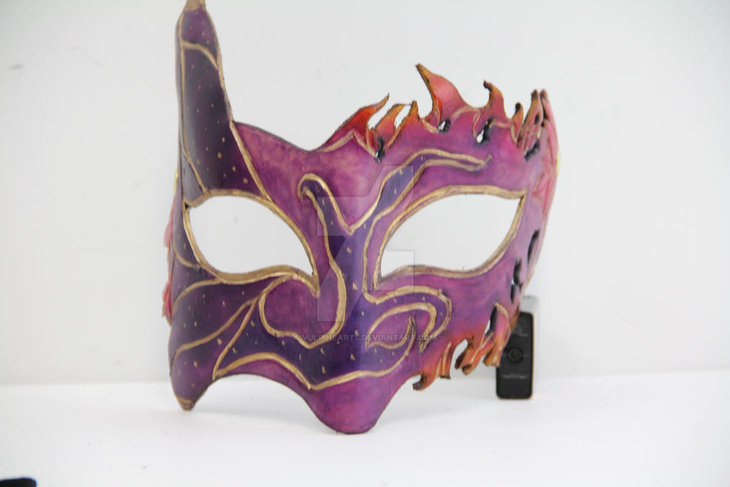 Mask by VulpineArts