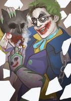 The Joker by Naeviss