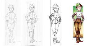 Commission Step-by-step