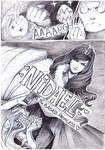 Nidael - the badass princess comic strip