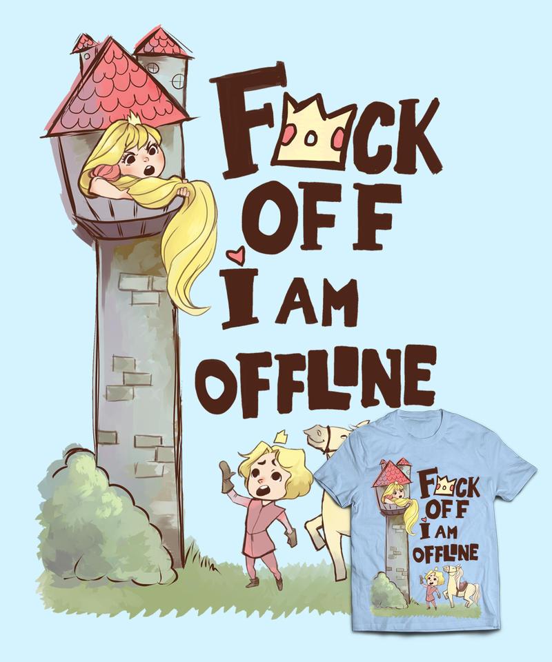 3 hetig rendelheto!  - I'm offline! by Naeviss