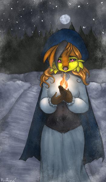Dark Melancholy. by EmilyTF