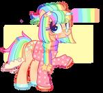 Rainbow star | Closed