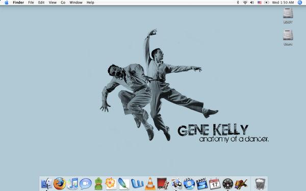 Desktop: dance